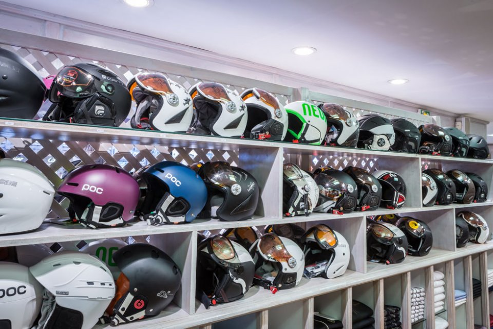Winter 2016 helmets collections